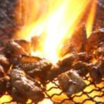 AJITO - すべて:炭火で炙った本格地鶏♪