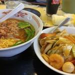 台湾料理 福香源 - 台湾ラーメン+中華飯