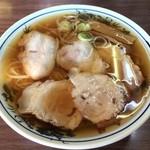 幸秀屋 - 料理写真:チャーシュー麺 700円