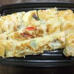 沈菜館 - 海鮮チヂミ(864円)