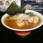 中華そば壱 - 鶏中華 740円 平日ランチタイム大盛無料
