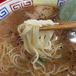 天琴 - 細麺ストレート