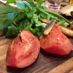 尼崎イタリアンVin Vin BAL - お料理はとても美味しかったです