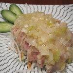 天空の風 Chinese Dining - 料理写真:蒸し鶏の葱ソース