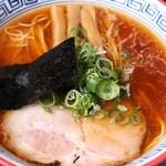 麺処 ら塾 - 醤油ラーメン