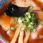 麺処 ら塾 - 醤油チャーシューメン