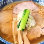 麺処 ら塾 - 塩チャーシューメン