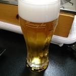 ひょうたんや - 生ビール