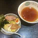 火門拉麺 - つけ麺・醤油・ミニ