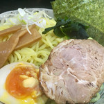 火門拉麺 - 大きな 柔らかい チャーシュー