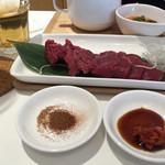 大久保商店 - 酒塩・にんにく辛子味噌