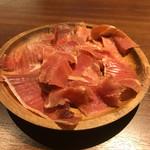 炭焼き&ワイン ドリフト - ハモンセラーノ