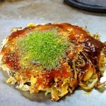 かっちゃん - 料理写真:肉玉そば+イカ天