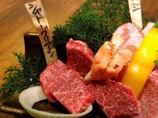 焼肉竹 - シャトーブリアン