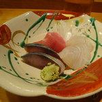 金多楼寿司 - 刺身
