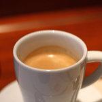 エノテカ・オルモ・デル・カウカソ - コーヒー