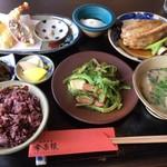 琉球料理 ぬちがふぅ - 2017/2