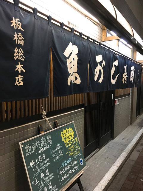 魚がし寿司 - byAkiログ
