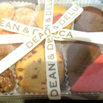 DEAN & DELUCA  - バレンタイン クッキーアソート ¥1200(税抜)