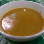ミンガラバー - ・(ランチ)牛肉のスパイシー煮込み ダル