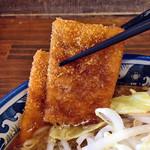 麺や 樽座 - BigKatsu