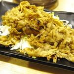 吉野家 - 「豚生姜焼(並)」