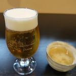 ビストロ ビンゴ - ビールは平日ランチは300円