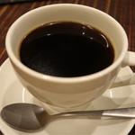 ビストロ ビンゴ - コーヒー 200円
