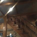 わさび - すごく趣きのある階段