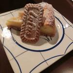 きっさこ - ベイクドチーズケーキ380円