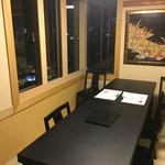 鯛良 - 個室