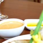 CAFE DECO - すりおろし野菜ドレッシング