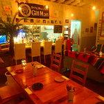 DivingShop&Cafe Gillman - テーブル席が御希望の団体の方ももちろん対応可能です('ω')