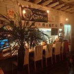 DivingShop&Cafe Gillman - 人気のカウンターのお席は早い者勝ちです♪