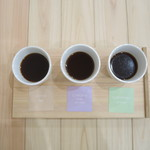 LIGHT UP COFFEE KYOTO - TASTING SET