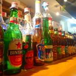 DivingShop&Cafe Gillman - 世界のビールは40種以上♪
