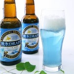 DivingShop&Cafe Gillman - 北海道の地ビール、青いビール取扱い中!!