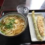 たぬき屋 - うどんと天ぷら