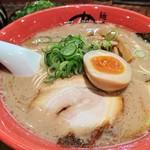 麺屋めん虎 - 料理写真:こく丸カタ(スマホ)