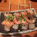 担々麺 梟 - 串ホル