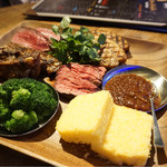 BEACH CAFE AND BBQ -