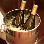 ウルフギャング・ステーキハウス - ボトルワイン