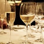ウルフギャング・ステーキハウス - グラスワインの白
