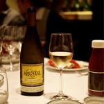 ウルフギャング・ステーキハウス - 白ワイン