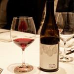 ウルフギャング・ステーキハウス - 赤ワイン
