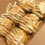 輝タコや - 料理写真:醤油味