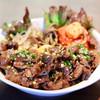 焼肉しげはる - 料理写真:黒毛和牛 牛焼肉丼