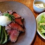 和伊んバル 3751 - ローストビーフ丼