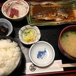 宗平 - 鯖味噌煮定食