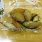せきや商店 - 料理写真:ウドの炒め物